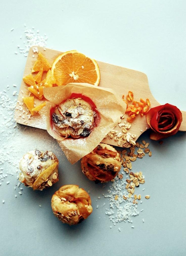Muffinki z ciasta naleśnikowego! 45 minut i coś innego/coś pysznego gotowe!