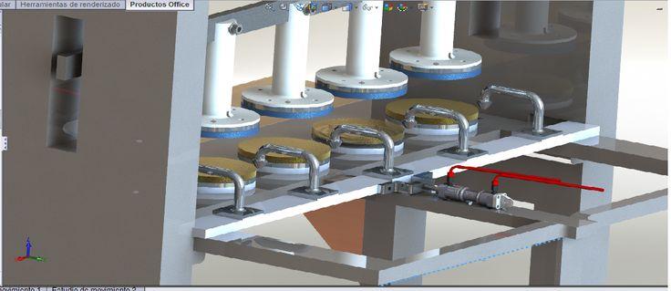 maquina para hacer obleas - SOLIDWORKS - 3D CAD model - GrabCAD