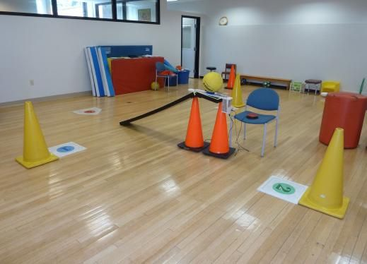 All students love playing backyard games and there is no better way then to keep the class moving like a game that is all inclusive for everyone.