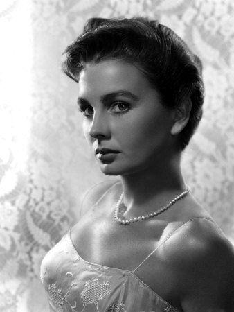Jean Simmons aka Jean Simmonds (1929-2010) birthname Jean Merilyn Simmons  British Actress