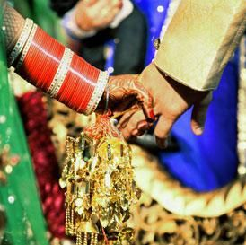 Among the Indian traditions and culture, there is a lot that is connected to weddings especially the importance of wearing chooda and kalire by the bride to be. It is however, significant to understand the theory behind this ritual followed in most countries #Relationship #Weddingplz #Wedding #Bride #Groom #love #Fashion #IndianWedding  #Beautiful #Style