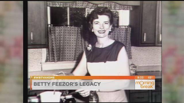 Betty Feezor: A life that mattered - WBTV, Channel 3 News