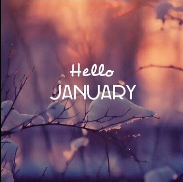 Awesome January#months