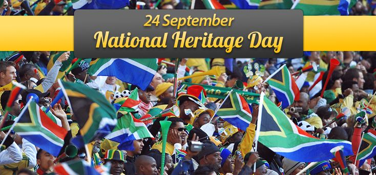 the people on Heritage Day