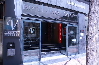 Bate perna bate papo: Madrid: Hotel Vincci Soma