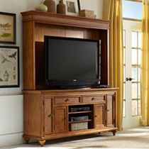 Broyhill Home Entertainment Samana Cove Entertainment Console And Hutch