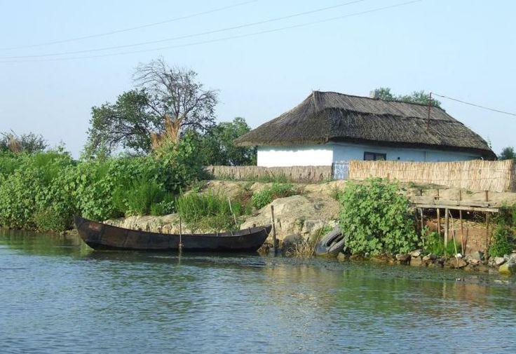 Danube Delta Black Sea Romania