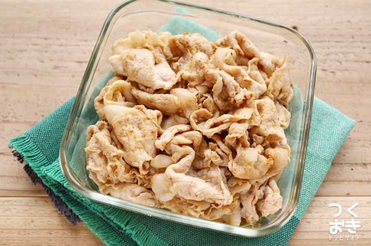 身近な調味料で作れる、さっぱりめだけどコクもあって食べやすい豚しゃぶのレシピ。ゆでるところで時間と手間が少しかかりますが、包丁を使わずに作れるのはうれしいポイントです。冷蔵保存5日