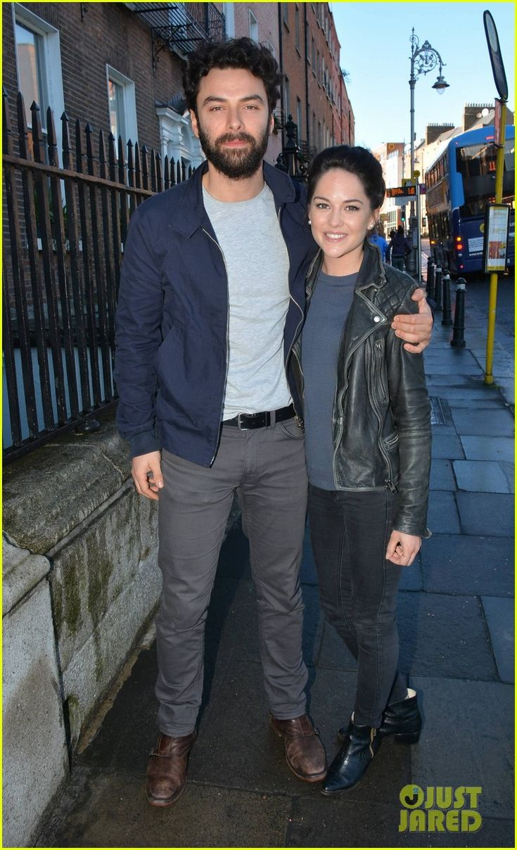 Poldark's Aidan Turner Is Not Engaged to Sarah Greene | aidan turner is not engaged to sarah greene 01 - Photo
