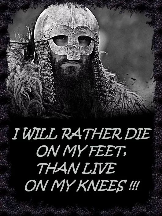 Image Result For Heathens Do Not Beg Quote PaganViking Vikings Best Vikings Quote Images