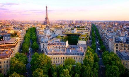 Paris : 1 à 3 nuits avec petit déjeuner et pause bienvenue à l'hôtel Campanile Maine Montparnasse pour 2