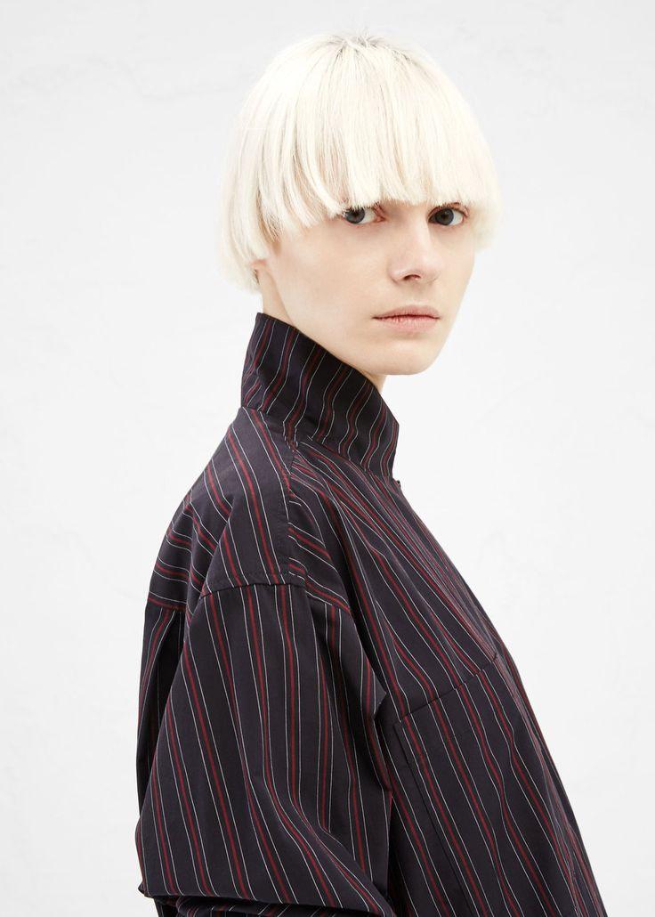 Rachel Comey Risible Dress (Black Stripe) //Manbo