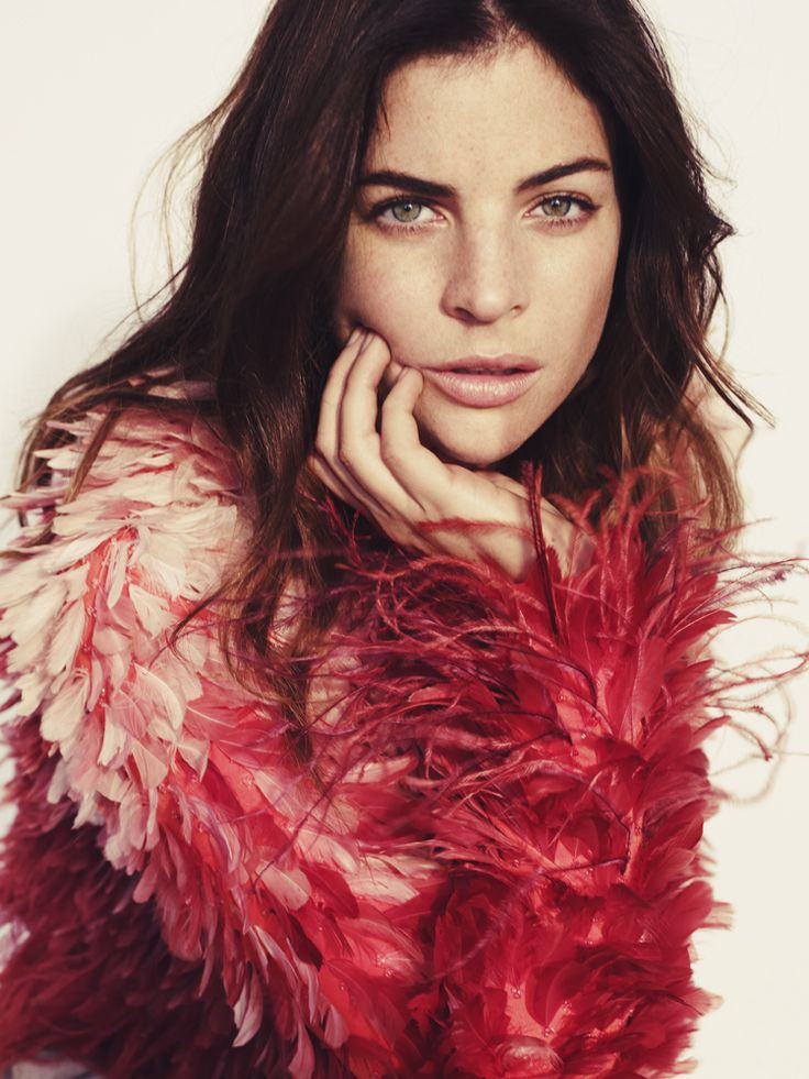 Model: Julia Restoin Roitfeld