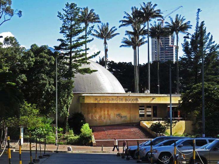 10. Planetario de Bogotá