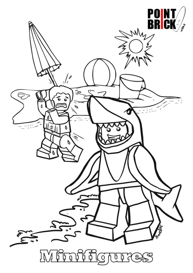 norcor brick coloring book pages - photo#29