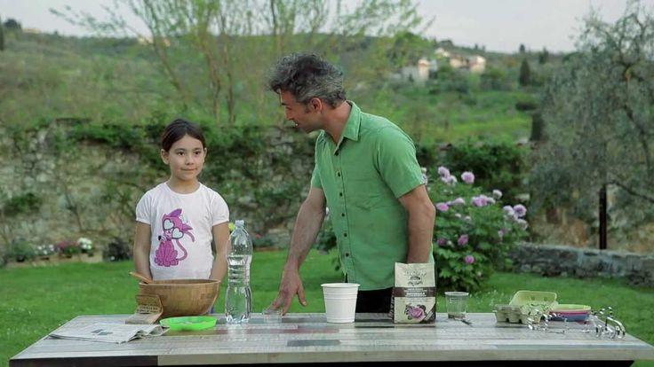 """Bombe di semi - """"Di Sana Pianta, Idee per un giardinaggio sostenibile"""""""