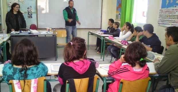 ΥΓΕΙΑΣ ΔΡΟΜΟΙ: Ηράκλειο: Προγράμματα υγείας σε δημοτικά σχολεία τ...