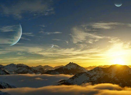Laporan Penelitian: Miliaran Exoplanet Mirip Bumi Di Galaksi Bima Sakti