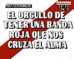 estoy orgulloso!!!! por siempreriver - Escudo - Fotos de River Plate, La galería de fotos más extensa de hinchada de River Plate. Compartí tus fotos de River y tus imágenes de River