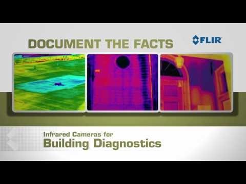 FLIR Systems: Infrared Cameras for Building Diagnostics (Overview)