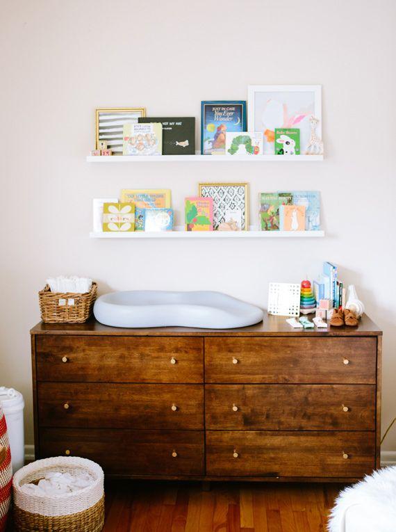 Eva Black's stylish nursery | Kayla Adams | 100 Layer Cakelet