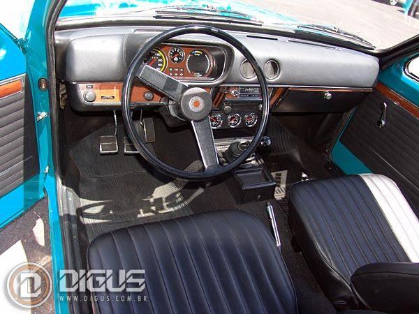 interior chevette turbo