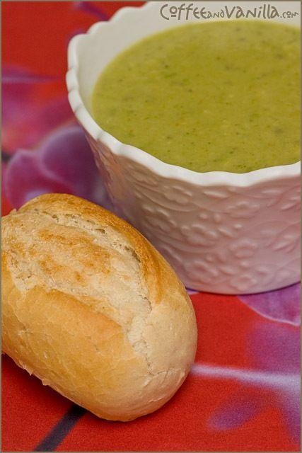 Coffee & Vanilla: Mixed Veg Soup with Garlic and Sage
