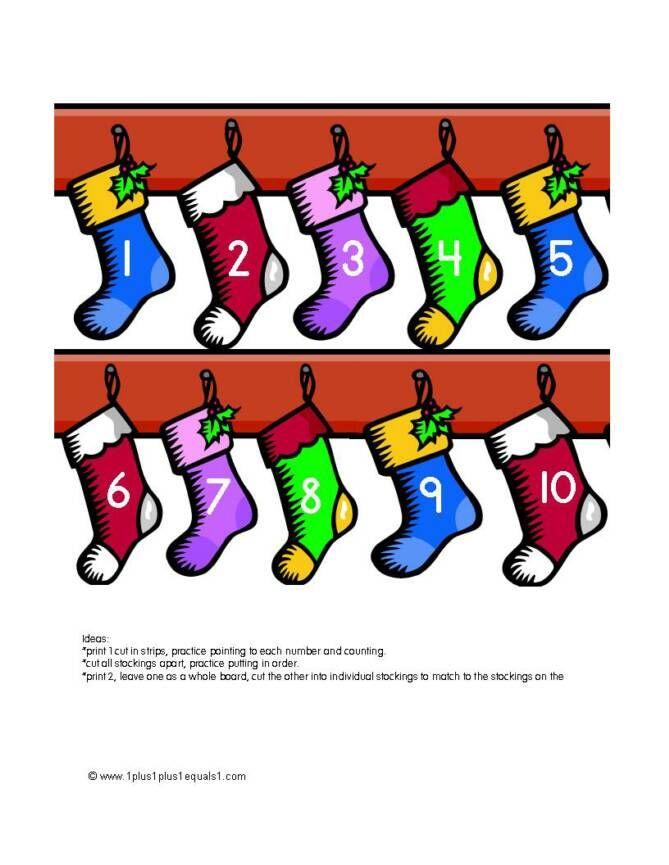 Stocking match