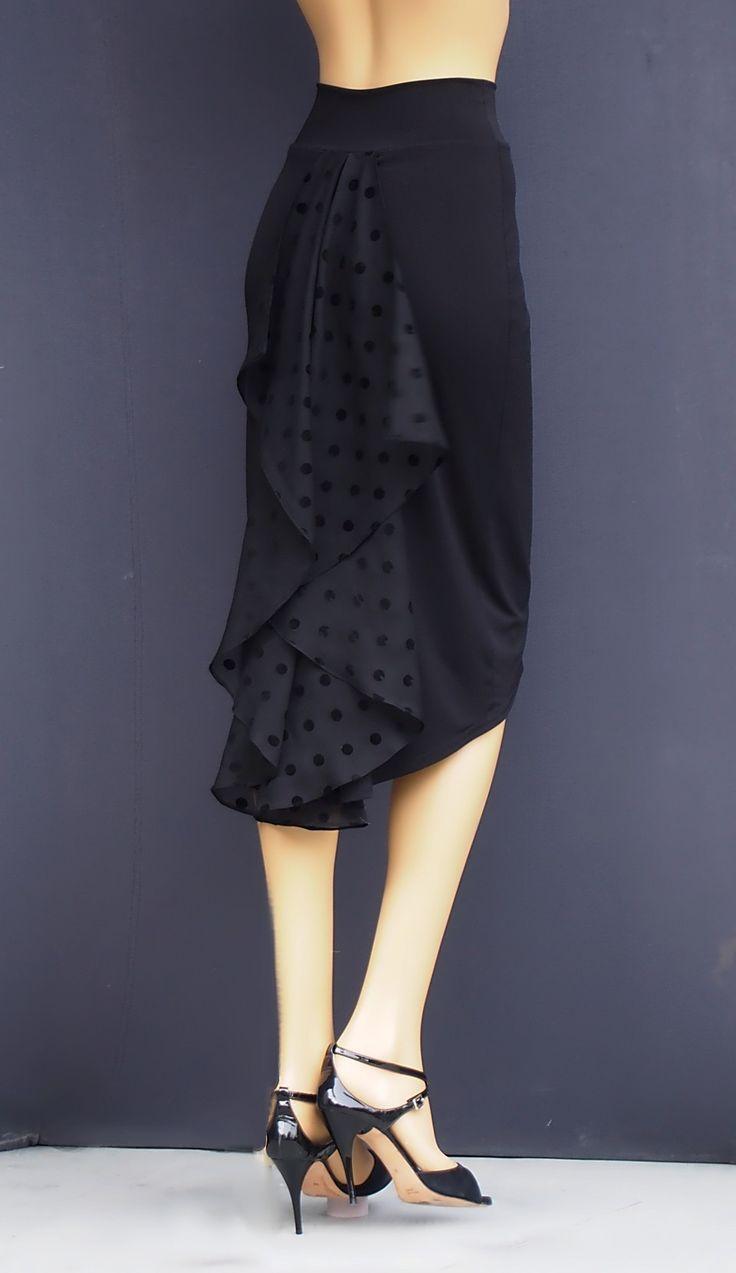 td 029  tango pencil skirt