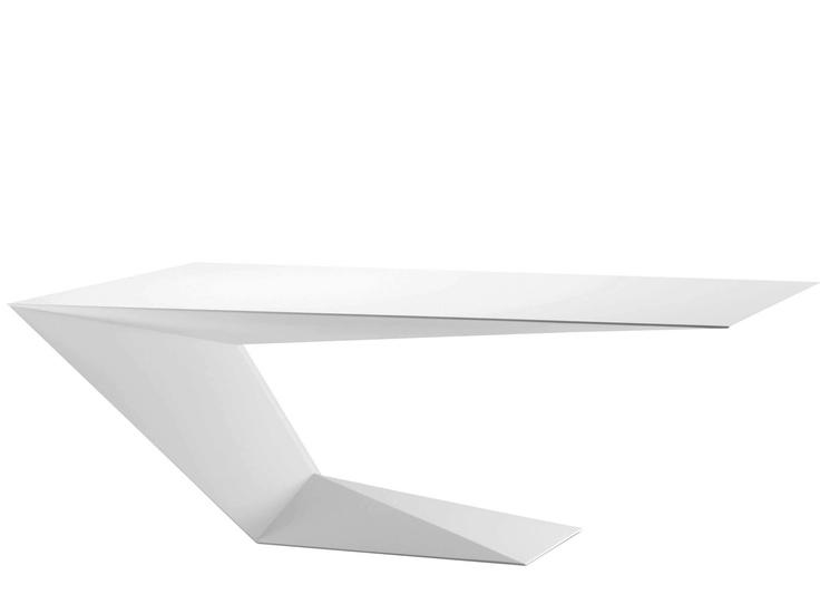 Writing desk with drawers FURTIF   Writing desk - ROCHE BOBOIS