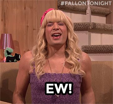 The Tonight Show Starring Jimmy Fallon • arianalee89: Ew with Jimmy Fallon and Channing...
