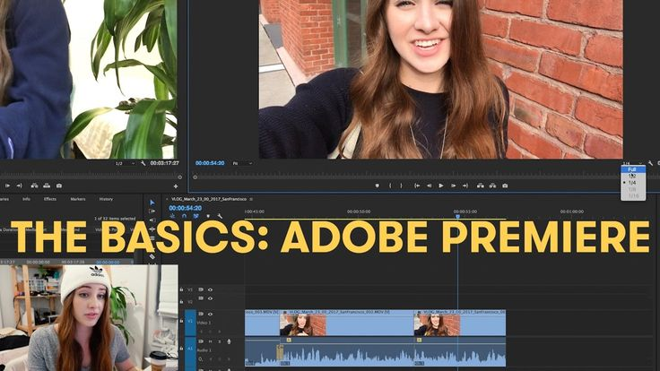HOW TO VLOG [2/4] How to edit in Adobe Premiere CC for