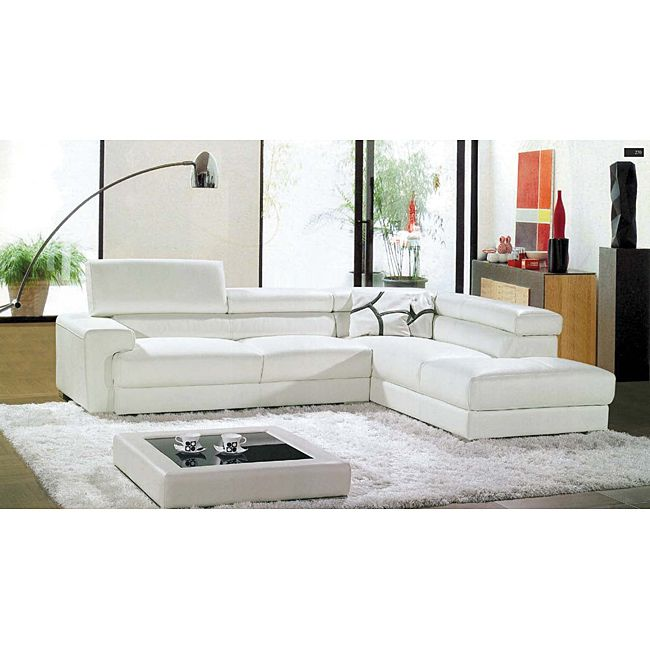 this designed ashton sectional sofa will bring a modern touch to your living room decor white