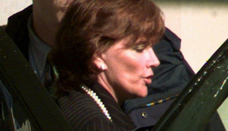 Kathleen Willey a former volunteer — White House aide who accused Bill Clinton of making aggressive, unwanted advances during a private meeting in 1993 — said she holds Hillary Clinton responsible for smearing her. (AP Photo)