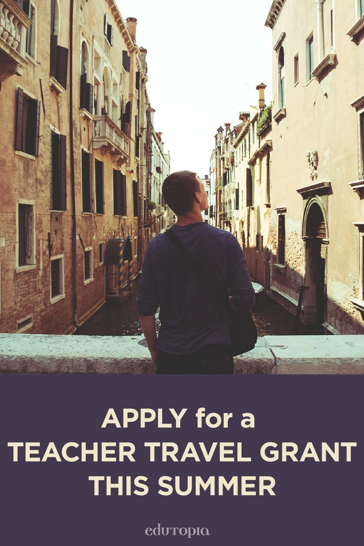 Teacher Travel Grants