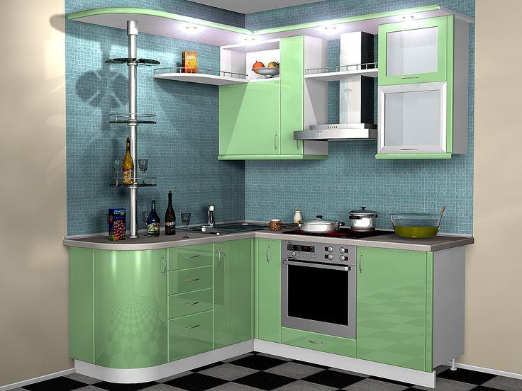 кухни для хрущевок угловые - Поиск в Google