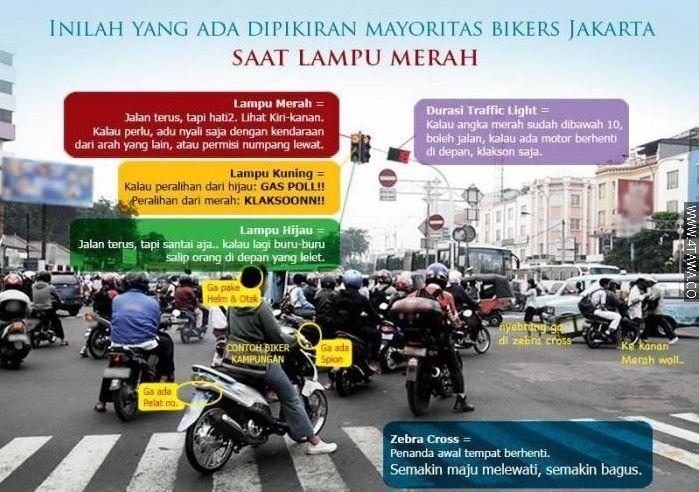 Yang ada di pikiran saat lampu merah - #Meme - http://www.indomeme.com/meme/yang-ada-di-pikiran-saat-lampu-merah/