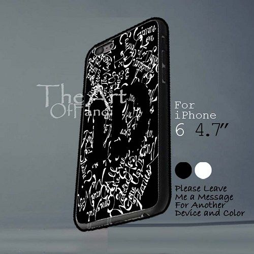 one direction lyric, iPhone 6, Note For 6 Plus