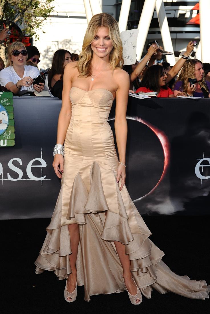 Nicole Miller Flamenco dress, would be a pretty wedding dress style!!