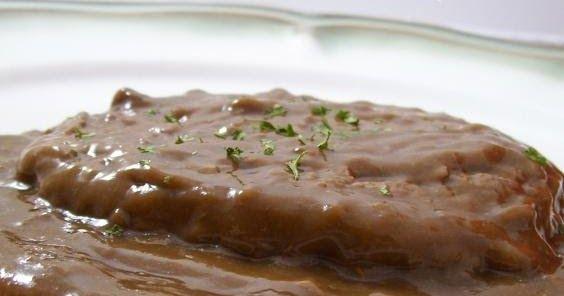 Cooking Creation: Busy Weeknight Pan-Fried Cube Steak & Brown Gravy