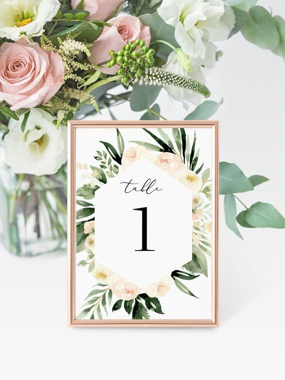 Table Number Template Printable Wedding Table Number Sign Etsy Wedding Table Numbers Printable Wedding Table Numbers Template Wedding Table Numbers