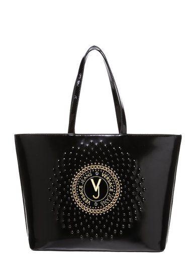 Versace Jeans BORSE OLD Torba na zakupy nero
