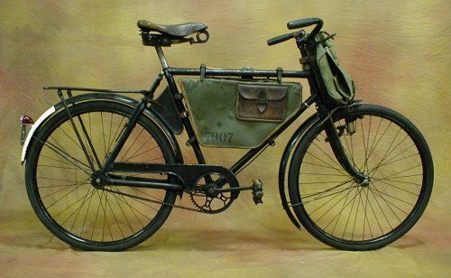 1941 Swiss Army Carrier