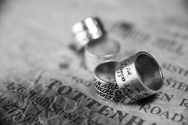 Write what you desire on INK jewelry www.inkproject.it