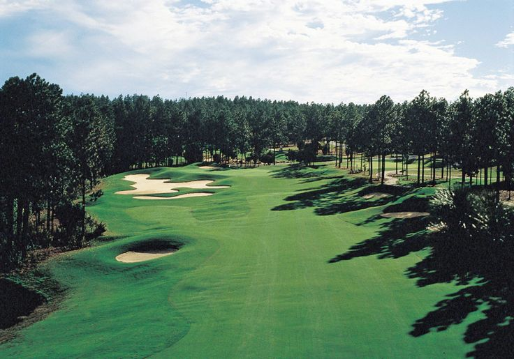 Talamore Mid South – Hole #18