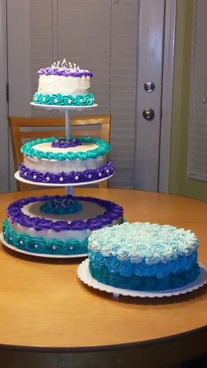 Cake Design Hialeah : 17 Best images about quinceanera cakes on Pinterest ...