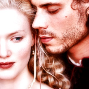 Holliday Grainger and Francois Arnaud portray the characters of Lucrezia and Cesare Borgia......