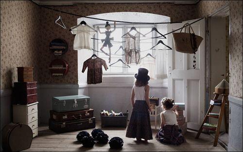 A magical playroom