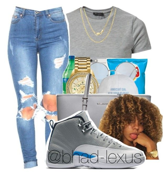 """shoeemoji"" by bhad-lexus ❤ liked on Polyvore featuring New Look, Native Union, Bulova and Sterling Essentials"