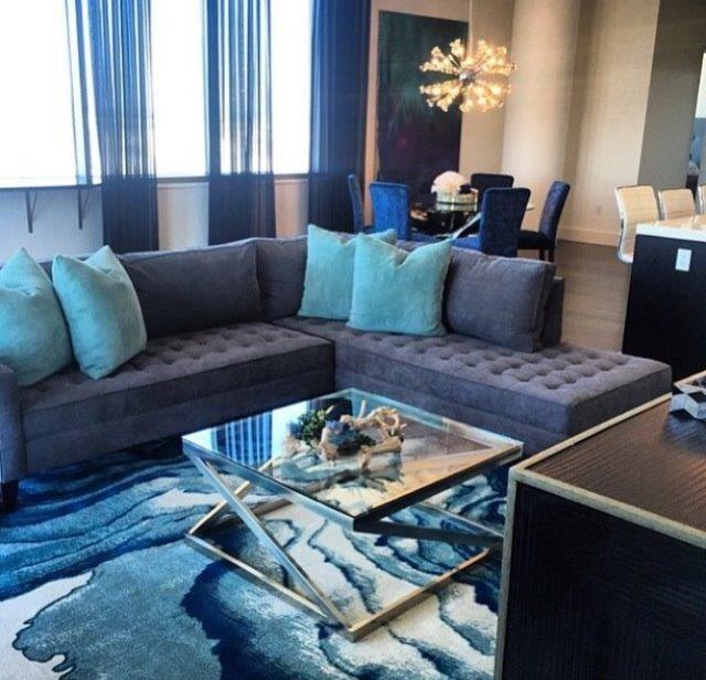 136 mejores imágenes de Comfy Living Rooms en Pinterest | Salas de ...